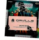 Factory sealed The Orville Archive Box Rittenhouse Boxes A and B