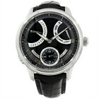 Maurice Lacroix Masterpiece Calendrier Retrograde Steel Watch MP7268-SS001-310