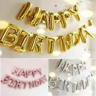 New Happy Birthday Self Inflating Balloon Banner 16 Bunting Party Home Dec