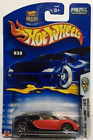 Hot Wheels First Editions 2003 030 Bugatti Veyron Spoke 10 Metal Collection 35th