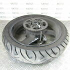 Honda CB 400 98 Superfour rear wheel rim with 30% tyre sprocket