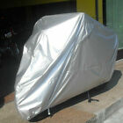 UV Resistant Motorcycle Dust Protector Cover XXL Dirt Sport Bike Universal Moped