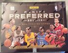 2012-13 PANINI PREFERRED BASKETBALL SEALED HOBBY BOX 3 AUTO 1 BOOKLET LOADED