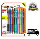BIC Velocity 8 Count Assorted Colors Bold Point Retractable Ball Pen 16 mm