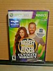 New Sealed Xbox 360 The Biggest Loser Ultimate Workout Kinect