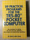 119 Practical Programs for the TRS-80 Pocket Computer, like new condition!