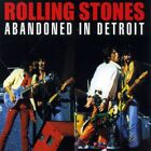NEW THE ROLLING STONES ABANDONED IN DETROIT  #Cr