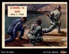 1954 Topps Scoops Trading Cards 9