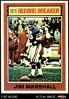 1976 Topps Football Cards 9