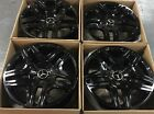 20 OEM G63 MERCEDES BENZ 2015 19 AMG G500 G55 WAGON GLOSSY BLACK WHEELS RIMS NR