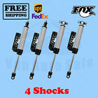 Fox 2.5 Factory Shocks Kit 4 for Jeep Wrangler JK 2007-09