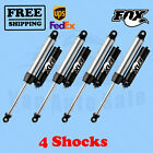Fox 2.5 Factory Shocks Kit 4 for Jeep Wrangler JK 07-09