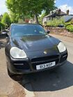 LARGER PHOTOS: 2003 Porsche Cayenne Turbo with LPG Conversion and 10 Service Stamps