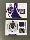 2018 Panini Immaculate Jaleel Scott Rookie Patch NFL SHIELD 5 Lot 2 Crds Ravens
