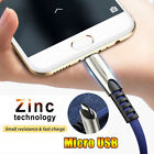 Micro USB Cable Fast Charging USB Sync Data Mobile Phone Android Charger Cable