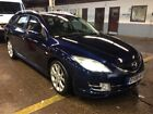 LARGER PHOTOS: 08 MAZDA 6 2.0D SL - LEATHER, SUNROOF, 18