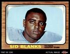 1966 Topps Football Cards 2