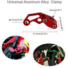 Aluminum Alloy Clip Motorcycle Modified Oil Pipeline Holder Clutch Brake Clamp