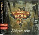 Thunderhead - Killing With Style - VICP-5312 Japan CD w/Obi 1 Bonus Track