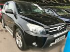 LARGER PHOTOS: 08 TOYOTA RAV4 2.2 D-4D T180 NAV, LEATHER, 8 STAMPS, SUNROOF, CLIMATE, 90K MILES