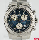 Breitling A73380 Colt Blue Dial Chronograph 41mm Stainless Steel Watch