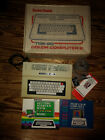 Vintage TANDY TRS-80 Color Computer II CoCo 2 16K - TESTED, BOX, MANUALS!