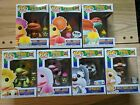 Funko Pop 35 years Fraggle Rock 7 POP Set w Sprocket, Red, Uncle Matt exclusive