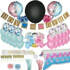Gender Reveal Party Supplies Baby Shower Boy or Girl Reveal Kit 148 Pieces