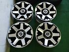 SET OF TOYOTA 4RUNNER TRAIL EDITION OEM FACTORY 17 WHEELS RIMS SILVER