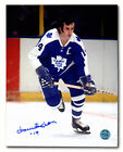 Dave Keon Toronto Maple Leafs Autographed NHL Hockey Game Captain 16x20 Photo