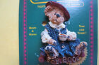 Bearwear FOB 2000 Resin Pin - Caitlin- Fine Cup of Tea- Boyds Bears and Friends