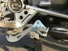BMW R1200GS 2005/12  Brake Pedal Extender.Zinc Coated.