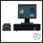 Touchscreen Pos System For Retail Cash Register Till Convenience Store Grocer