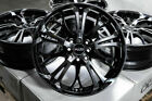 17 Wheels Toyota Echo MR2 Prius C Tercel Yaris Scion IA IQ XA XB Black Rims 4