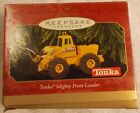 Hallmark Keepsake Ornament Tonka Mighty Front Loader