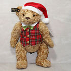Christopher Radko Noel Bear Plush Figure Ornament (BD 00222)
