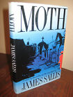 MOTH James Sallis LEW GRIFFIN 2 Mystery THRILLER 1st Edition First Print CRIME