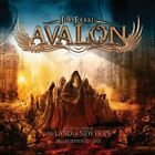 Timo Tolkkis Avalon-Land Of New Hope (UK IMPORT) CD NEW