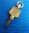 Advertising Pocket Watch Key  -  J. Cole of 81 High St. , Poole , Dorset - no. 3