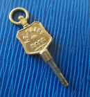 Advertising Pocket Watch Key - T.E. Bliss , Ross On Wye Herefordshire - number 1