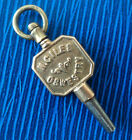Advertising Pocket Watch Key -  H. Giles of Oswestry Shropshire