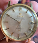 OMEGA Men's Constellation Automatic w/Date Gold-capped c.1960s (no band.)