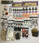 Stickers Embellishments Halloween Huge 3D Puffy Glitter Tags LOT 13pk bundle New