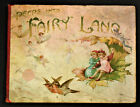 PEEPS INTO FAIRY LAND CIRCA 1896 MOST FAMOUS ILLUSTRATED VICTORIAN POPUP BOOK