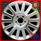 Wheel Rim Lincoln Town Car 17 2003 2005 3W1Z1007AA OEM Machined Silver OE 3504