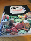 Weight Watchers 365 Day Menu Cookbook 1983 Excellent Except For Yellowing