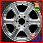 Wheel Rim Buick Isuzu Oldsmobile Ascender Bravada Envoy Rainier Polished OE 6052