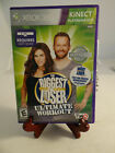THE Biggest Loser Ultimate Workout PLATINUM HIT Microsoft Xbox 360 GAME COMPLETE