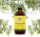 BLACK SEED BITTERS with MORINGA~DETOX~16 oz~The Original+Best by Gye Nyame
