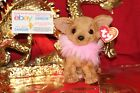 TY BEANIE BABY DIVALECTABLE THE CHIHUAHUA DOG.6